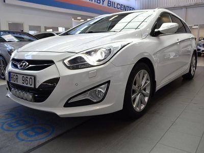 begagnad Hyundai i40 1.7 CRDi Business Automat / Krok