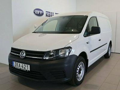 begagnad VW Caddy Maxi TDI DSG Drag Värmare 2018, Transportbil Pris 184 900 kr