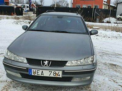 begagnad Peugeot 406 406Break 2.0 Manuell, 136hk, 2003