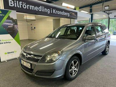 begagnad Opel Astra Caravan 1.6 Twinport Easytronic 105hk