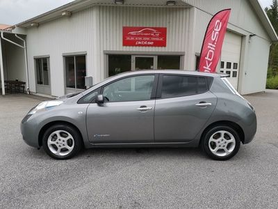 begagnad Nissan Leaf 30 kWh Acenta Single Speed 109hk -16
