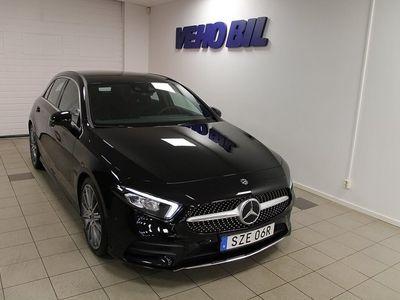 begagnad Mercedes A250 AMG Aut Navi Backkamera