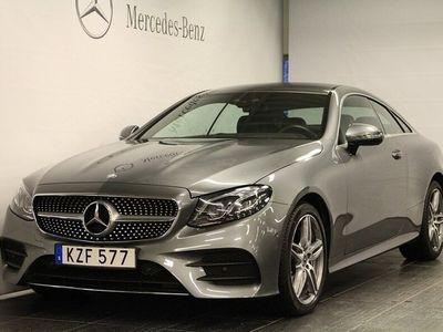 begagnad Mercedes 400 E-klass4MATIC Coupé