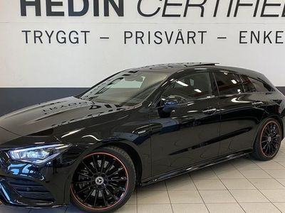 begagnad Mercedes CLA250 4Matic AMG 1st Edition Panorama