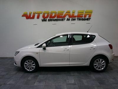begagnad Seat Ibiza 1.2 TSI 86hk