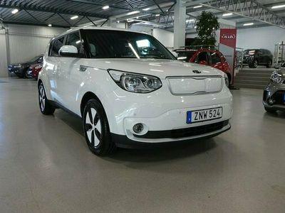 begagnad Kia Soul EV 30 kWh - s räckvidd 2019, Halvkombi Pris 249 900 kr