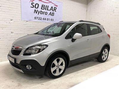 begagnad Opel Mokka 1.7 CDTI ecoFLEX 4x4 130hk