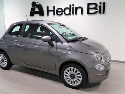 begagnad Fiat 500 Lounge 1.0 70HK Hybrid
