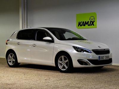 begagnad Peugeot 308 1.6 e-HDi Allure Panorama Navi (115hk)