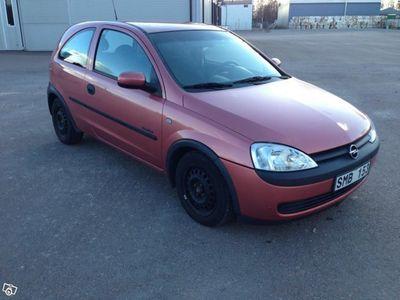 begagnad Opel Corsa 1.2 lågmil,ny besiktigad -01