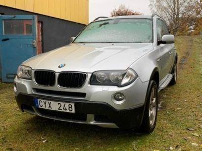 begagnad BMW X3 -08