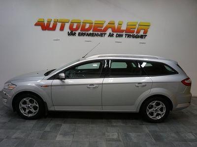 begagnad Ford Mondeo Kombi 2.0 TDCi Trend Black Edition 115hk