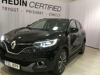 begagnad Renault Kadjar 1,2 TCE AUTOMAT BOSE