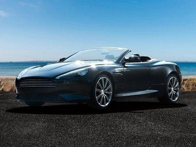 begagnad Aston Martin DB9 VOLANTE