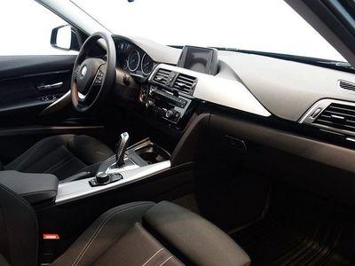 begagnad BMW 320 d xDrive Model Sport Aut