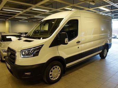 begagnad Ford Transit Van *170HK 350 L3 Skåp Xenon/Drag/BLIS