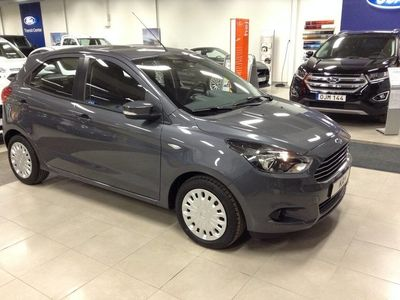 begagnad Ford Ka Plus Trend 1.2 Ti-VCT