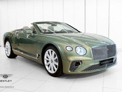 begagnad Bentley Continental ContinentalGTC V8