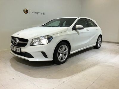 begagnad Mercedes A180 5dr (122hk)