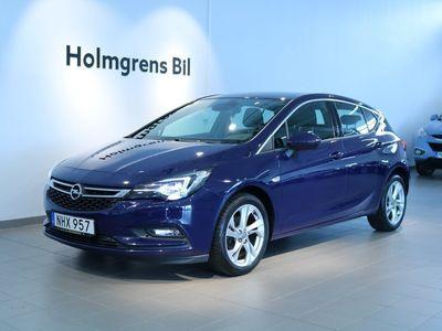 begagnad Opel Astra Dynamic 5d 1.4 Turbo 125 hk