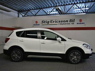 begagnad Suzuki SX4 S-Cross 1.6 Diesel 4x4 Exklusiv 120hk