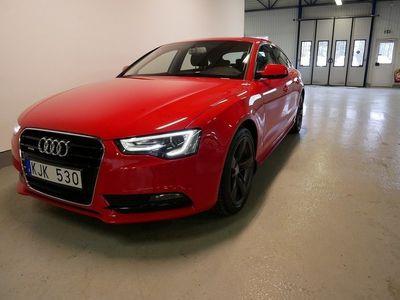 begagnad Audi A5 Coupé 3.0 Tdi 245hk Q S-tronic