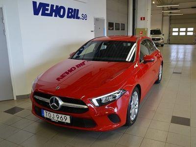 gebraucht Mercedes A180 d Navigation, Backkamera, -19