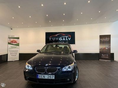begagnad BMW 525 d*AUTO*NYBES*NYSERVAD*DRAG