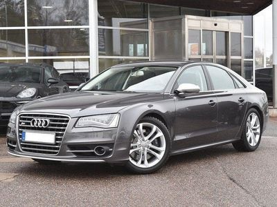 begagnad Audi S8 SEDAN 4.0 TFSI 520Hk DESIGN SELECTION