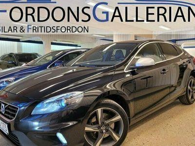 begagnad Volvo V40 D3 R-Design Momentum Euro 6 2016, Kombi Pris 164 500 kr