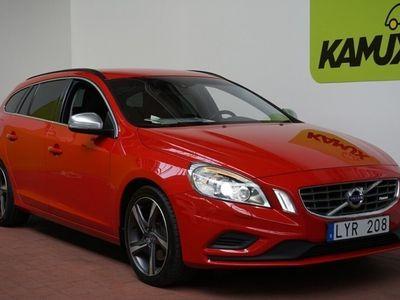 begagnad Volvo V60 D5 R-Design VOC Drag S&V-hjul