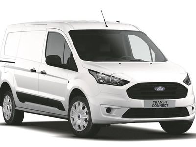 begagnad Ford Transit Connect L2 Trend 1.5td100hk Euro6.2 A8 FWD