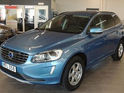 begagnad Volvo XC60 D4 AWD Momentum Business Edition VOC 190 2016, SUV 214 500 kr