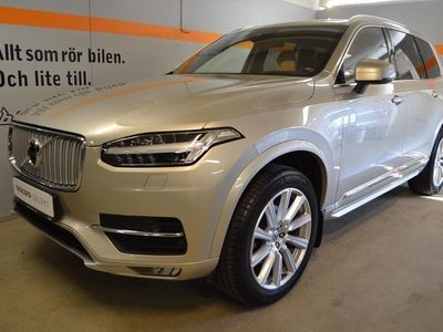 begagnad Volvo XC90 D5 AWD Inscription 7-säten -17