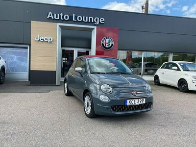 begagnad Fiat 500C 1.2 Eu6 Privatleasing!