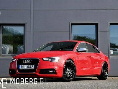 begagnad Audi A5 Sportback 1.8 TFSI 170hk S-Line Sport Edt. Plus