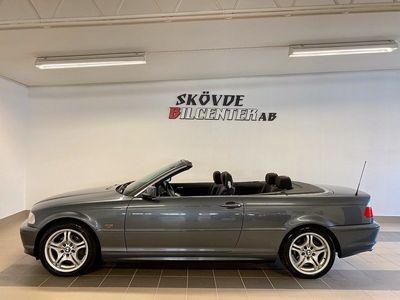 begagnad BMW 325 E46 Cab/Svensksåld/Hardtop