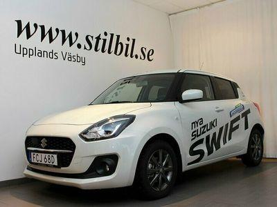 begagnad Suzuki Swift 1.2 Hybrid Select Automat / Facelift