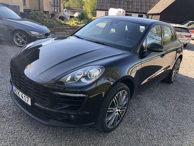 begagnad Porsche Macan S Diesel 3.0 V6 4 PDK Euro 6 25 -16
