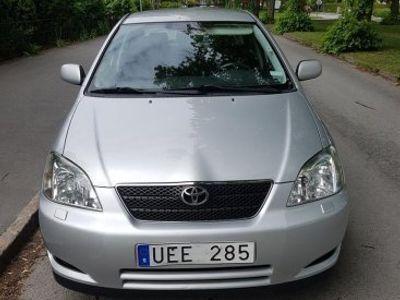 begagnad Toyota Corolla 1.6 Automat -03