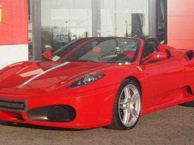 begagnad Ferrari F430 Spider F1 -07