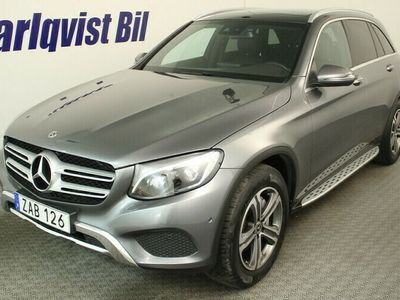 begagnad Mercedes GLC220 d CDI 170HK 4x4 SE Edition Navi Aut