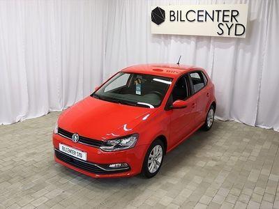 begagnad VW Polo 5-dörrar 1.2 TSI BlueMotion Masters, Vinter Euro 6 90hk