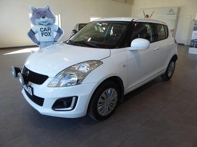 begagnad Suzuki Swift 1.2 VVT 4WD GL 94hk