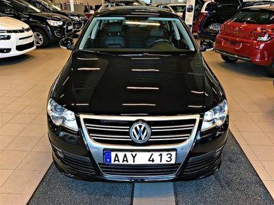 begagnad VW Passat 2.0 TDI 4-Motion Variant 170hk 4WD