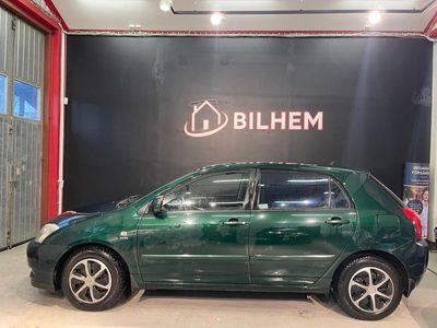 begagnad Toyota Corolla 5-dörrars Halvkombi 1.6 VVT-i 110hk lågmil