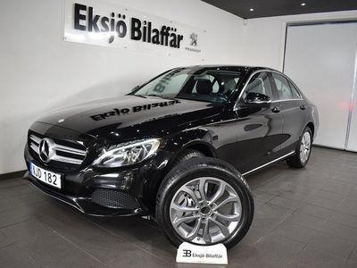 begagnad Mercedes C250 d 4M 204hk 4MATIC Automat *Värmare* Euro 6