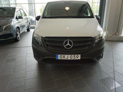 begagnad Mercedes Vito 116 CDI skåp lång Automat 289 000 ex moms