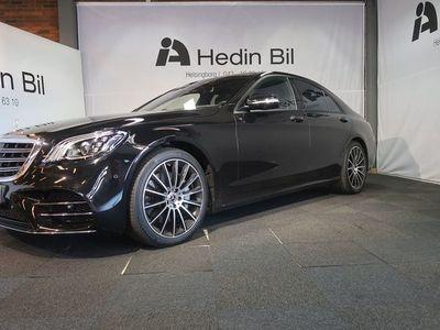 brugt Mercedes S560 4-Matic AMG Line Plus