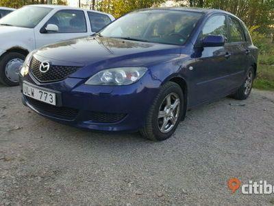 begagnad Mazda 3 2004